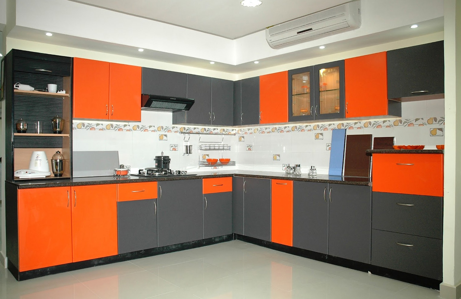 Designing Kitchen Cabinets Aadhavan Sai Decors Dealing With All Types Of Decors